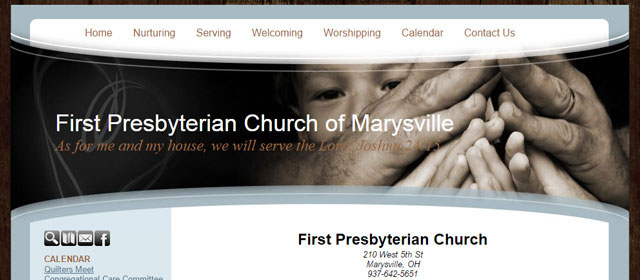 First Presbyterian Church of Marysville
