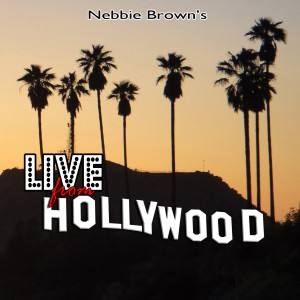 "We are in the midst of planning our Fall Show. The world premiere of ""Live From Hollywood"" by local playwright, Nebbie Brown."