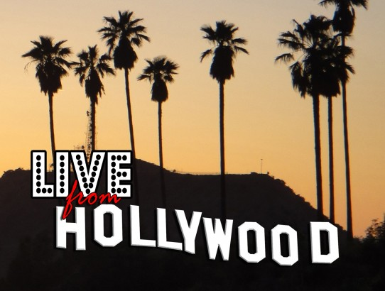 "Come on out and Audition for ""Live From Hollywood""!"