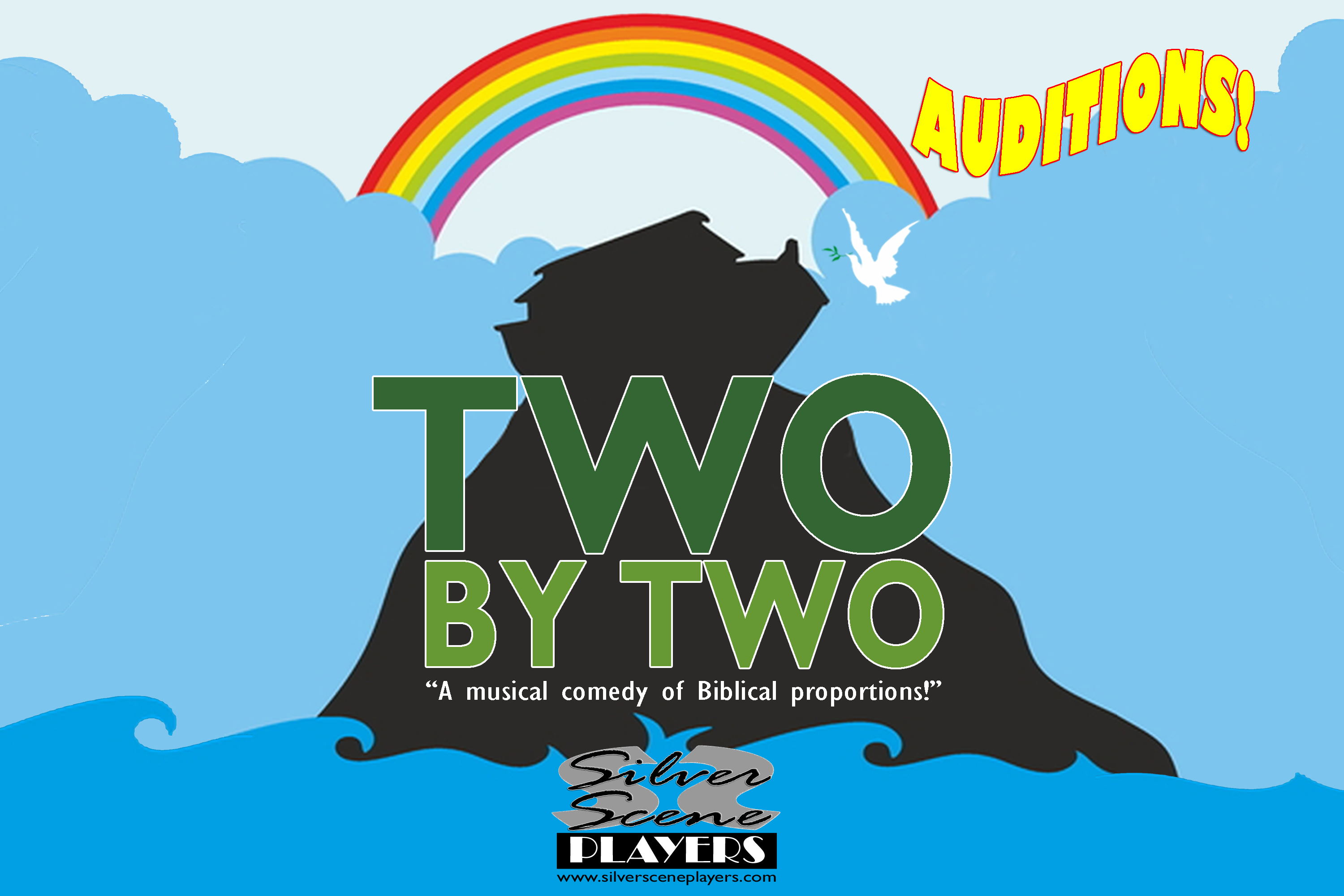 Two By Two Auditions