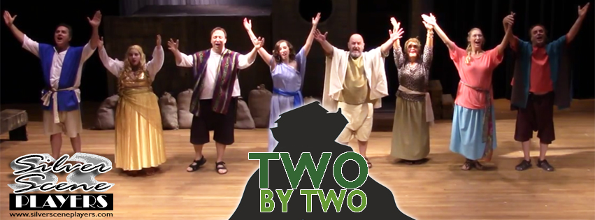"Thank you to everyone who came out to see ""Two By Two"".  We had a great run!"