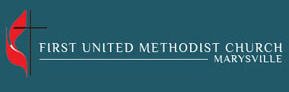 "A very special ""Thank You"" to The First United Methodist Church of Marysville who helped fund our show!"