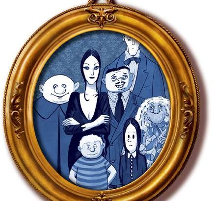"Support Local Theatre - See Encore's production of the musical comedy ""The Addams Family!"""