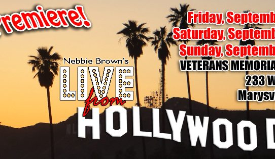 """Live From Hollywood"" Tickets Now On Sale!"