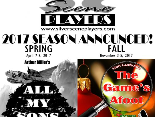 Announcing our 2017 Season!