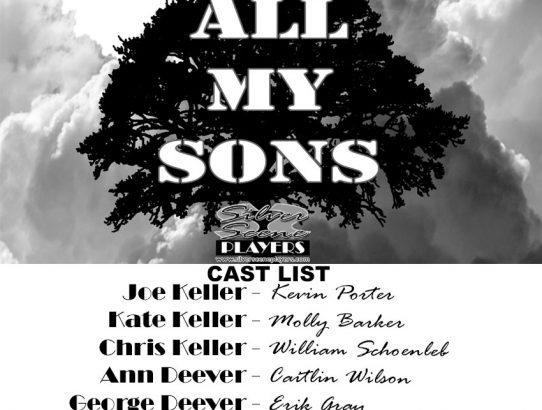 "Cast for Arthur Miller's ""All My Sons"" Announced!"
