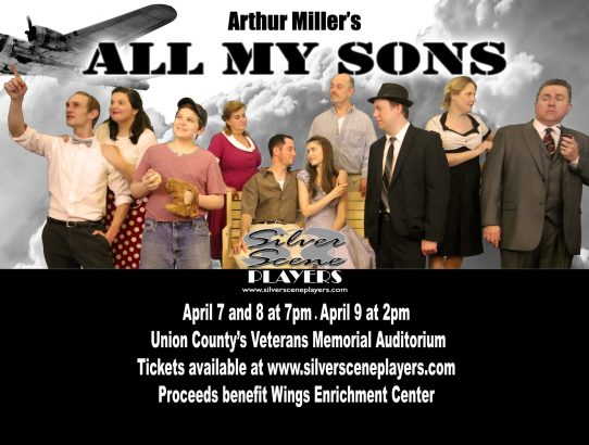 """All My Sons"" Tickets Now On Sale!"