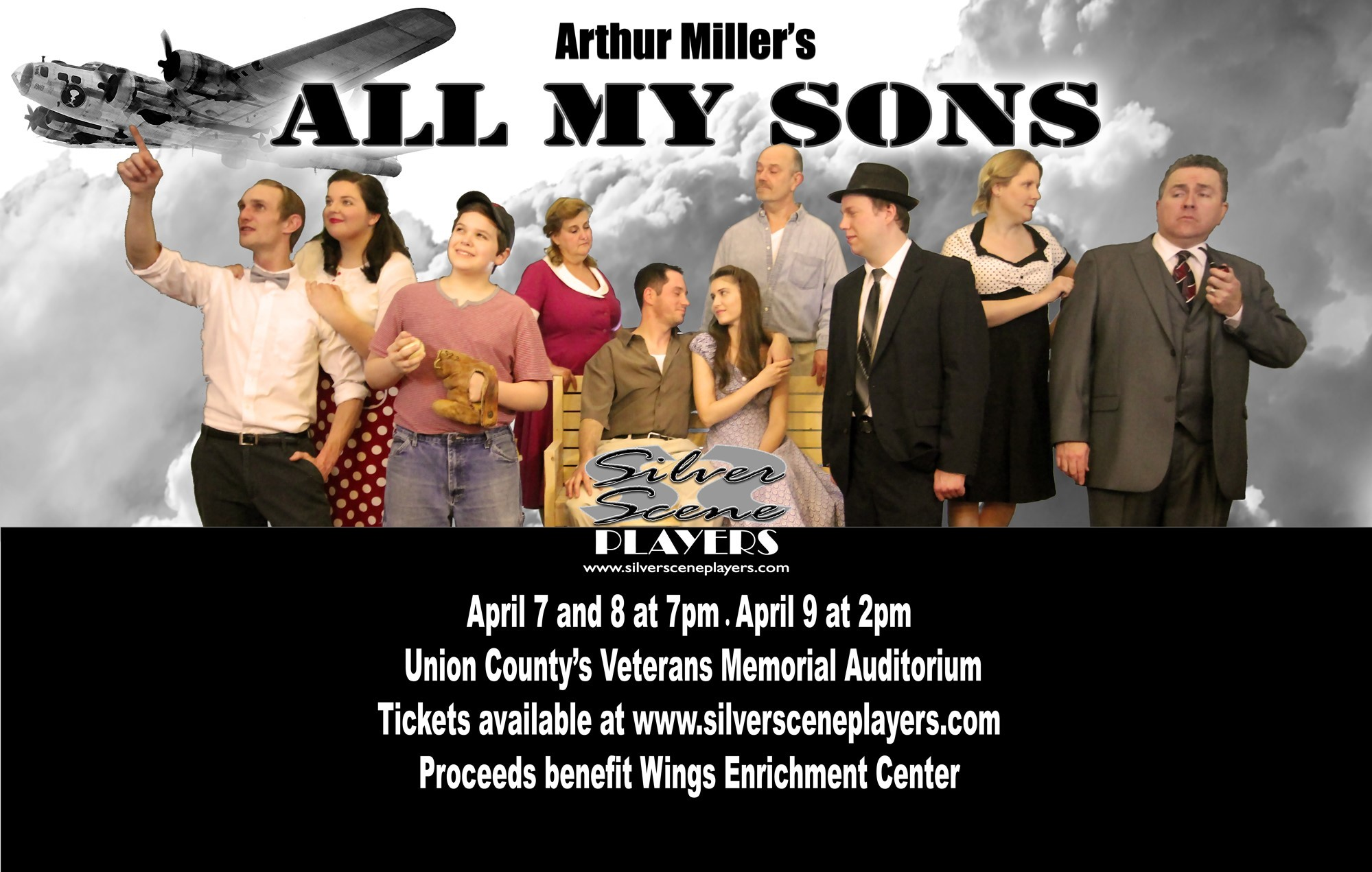 "Arthur Miller's ""All My Sons"""