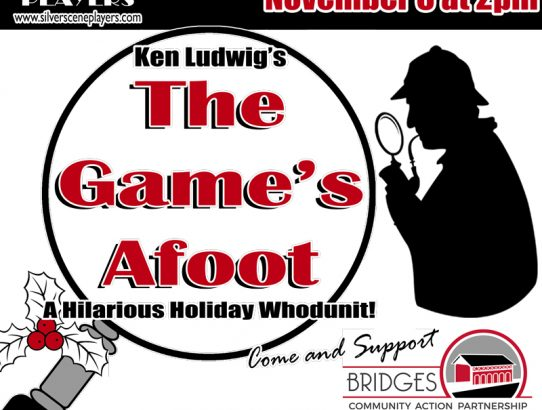 "Tickets Now On Sale for ""The Game's Afoot!"" by Ken Ludwig"