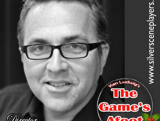 "Meet the Director of Ken Ludwig's ""The Game's Afoot""... David Dodds"