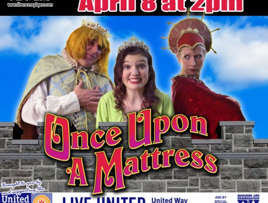 """Once Upon A Mattress"" tickets now on sale!"