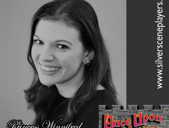 "Meet Lindsey Capritta - Princess Winnifred in ""Once Upon a Mattress!"""