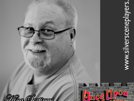"Meet Herb Fischer - King Sextimus in ""Once Upon A Mattress!"""