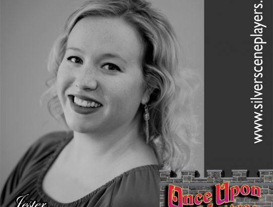 "Meet Liz Hammond - The Jester in ""Once Upon A Mattress!"""