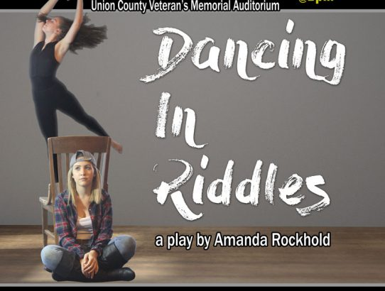 Dancing in Riddles - Opens a week from Friday (a video sneak peek)