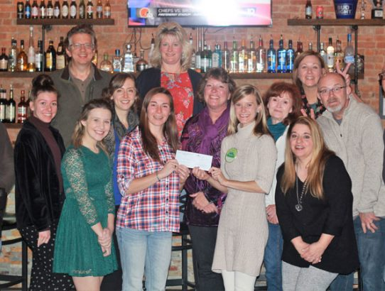 """Dancing in Riddles"" brings in $1,314.28 for Union County Neighbor to Neighbor"